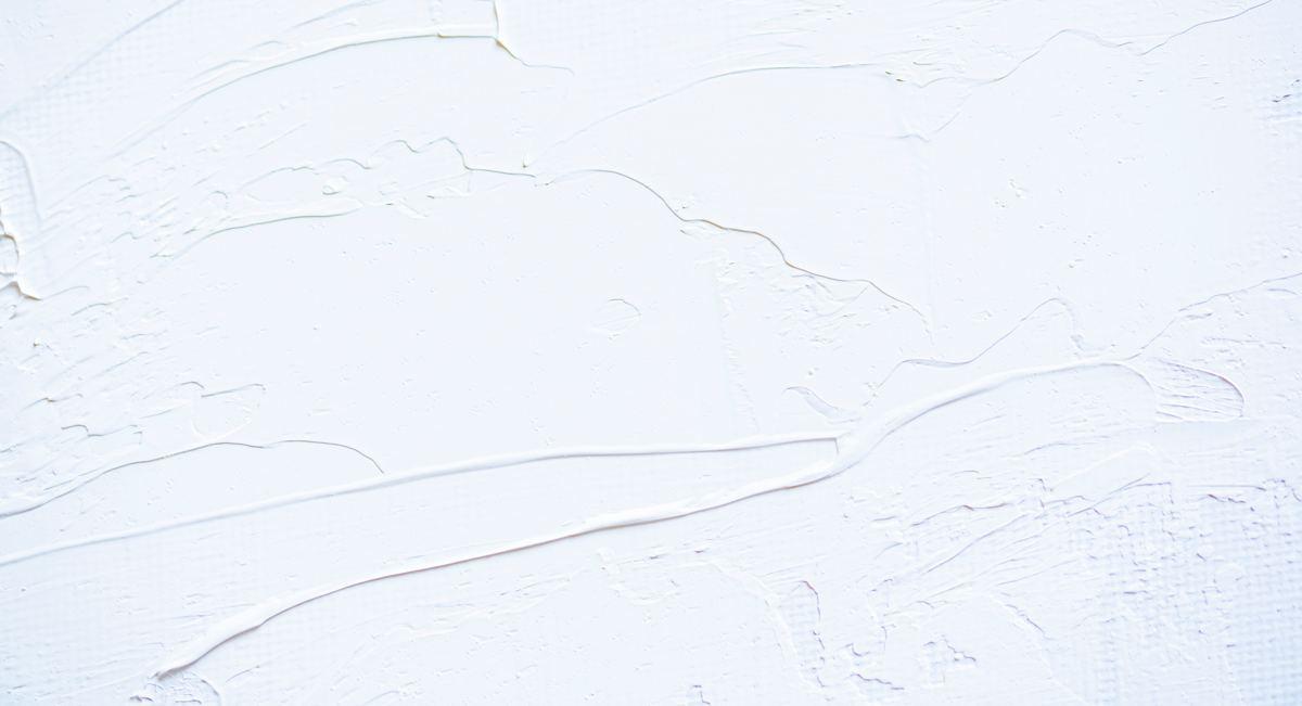 The blank canvas